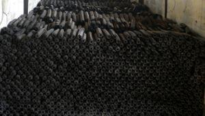 Μπρίκετες Briquettes Charcoal Karvouna Margaritakis